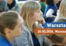 """Warsztaty dla nauczycieli i logopedów w Warszawie – """"I Spotkania z Edukacją"""" 20.02.2016"""
