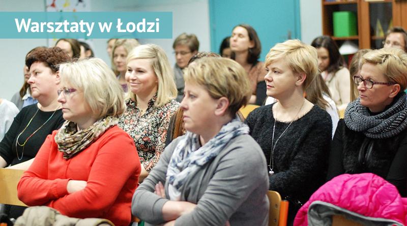"""Warsztaty dla nauczycieli i logopedów w Łodzi – """"I Spotkania z Edukacją"""" 5.03.2016"""
