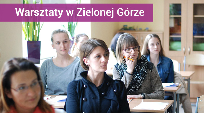 Warsztaty dla nauczycieli i logopedów w Zielonej Górze – 17.09.2016