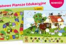 Sylabowe Plansze Edukacyjne – plansze dydaktyczne dla przedszkolaków