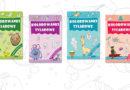"""""""Kolorowanki sylabowe"""" – seria kolorowanek do zabawy i nauki czytania"""