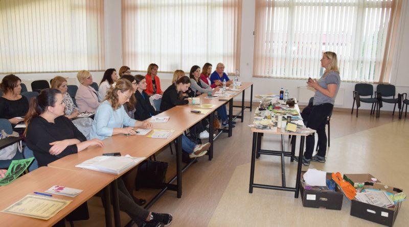 Relacja ze szkoleń dla nauczycieli i logopedów w Sanoku – 19.05.2018