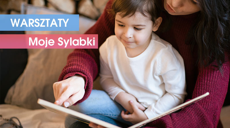 """Warsztaty: """"Moje sylabki"""" – wczesna nauka czytania metodą symultaniczno-sekwencyjną prof. J. Cieszyńskiej – 10.11.2018"""
