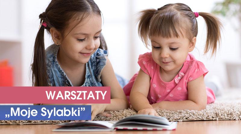 """Warsztaty: """"Moje sylabki"""" – wczesna nauka czytania metodą symultaniczno-sekwencyjną prof. J. Cieszyńskiej – 5.01.2019"""