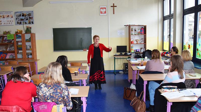 Relacja ze szkoleń w Pcimiu – 1.12.2018