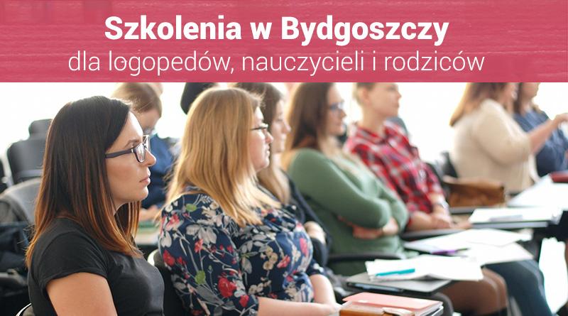 """Szkolenia dla nauczycieli i logopedów """"II Spotkania z Edukacją w Bydgoszczy"""" – 26.10.2019"""