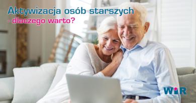 Aktywizacja osób starszych – dlaczego warto?